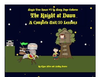 Magic Tree House #2: The Knight at Dawn, Ten Lessons