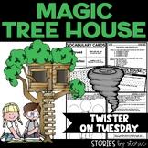 Magic Tree House #23 Twister on Tuesday