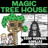 Magic Tree House #26 Good Morning, Gorillas Book Questions