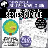 Magic Tree House Novel Study Bundle - Books 29 to 54