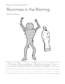 Magic Tree House #3: Mummies in the Morning