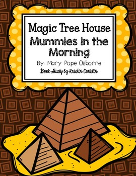 Magic Tree House #3 Mummies in the Morning