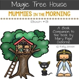 Mummies in the Morning Book Companion & STEM Activities