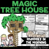 Magic Tree House #3 Mummies in the Morning Book Questions