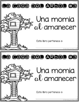 Magic Tree House #3 {Spanish}