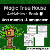 Magic Tree House #3 {Spanish}
