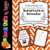 Magic Tree House #30: Haunted Castle on Hallows Eve by Mary P. Osborne Book Unit