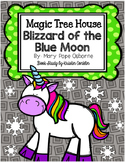 Magic Tree House MERLIN MISSION #8 Blizzard of the Blue Moon