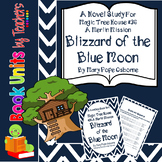 Magic Tree House #36: Blizzard of the Blue Moon by Mary Pope Osborne Book Unit