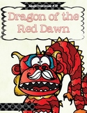 Magic Tree House # 37 Dawn of the Red Dragon {a comprehens