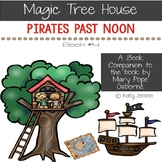 Pirates Past Noon Book Companion & STEM Activities