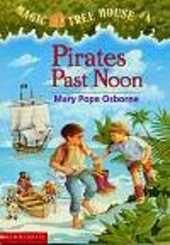 Magic Tree House #4: Pirates Past Noon Comprehension Packet