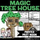 Magic Tree House #4 Pirates Past Noon   Printable and Digital