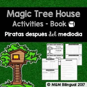 Magic Tree House #4 {Spanish}