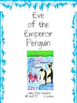 Magic Tree House #40 Eve of the Emperor Penguin