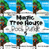 Magic Tree House Bundle 5 (Originally numbered 41-50)