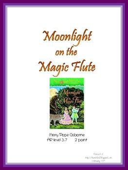 Magic Tree House #41 Moonlight on the Magic Flute