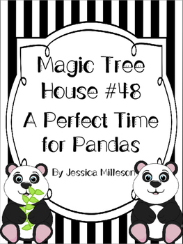 Magic Tree House #48 A Perfect Time for Pandas