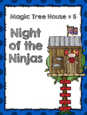 Magic Tree House # 5 Night of the Ninjas