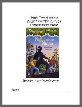 Magic Tree House #5 Night of the Ninjas