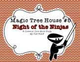 Magic Tree House #5 Night of the Ninjas Common Core Book Study