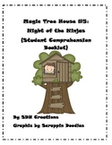 Magic Tree House 5: Night of the Ninjas (Student Comprehension Booklet)