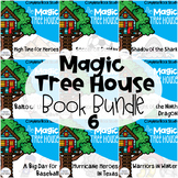 Magic Tree House Bundle 6 (Originally Numbered 51-60)