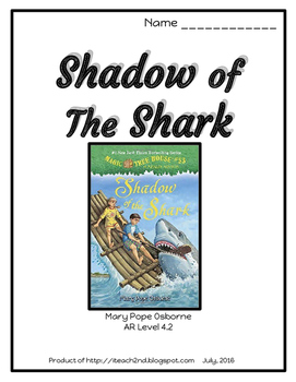 Magic Tree House #53  Shadow of the Shark
