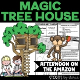 Magic Tree House #6 Afternoon on the Amazon | Printable an