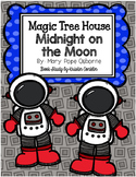 Magic Tree House #8 Midnight on the Moon