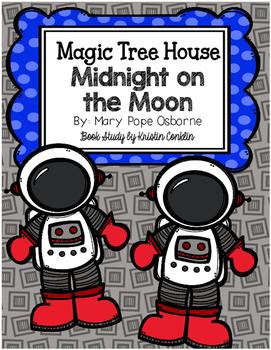 Magic Tree House #8 Midnight on the Moon