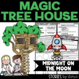 Magic Tree House #8 Midnight on the Moon Distance Learning