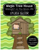Magic Tree House #8, Midnight on the Moon Study Guide