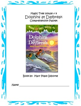 Magic Tree House #9 Dolphins at Daybreak