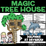 Magic Tree House #9 Dolphins at Daybreak Book Questions