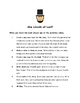Magic Tree House: Abe Lincoln at Last! by Mary Pope Osborne Comprehension Packet