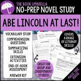 Abe Lincoln at Last - Magic Tree House
