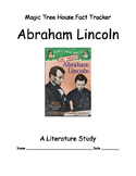 Magic Tree House ... Abraham Lincoln -- A Literature Study