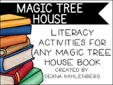 Magic Tree House Adventure Pack