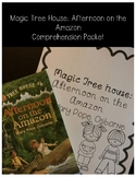 Magic Tree House: Afternoon on the Amazon Book Comprehensi