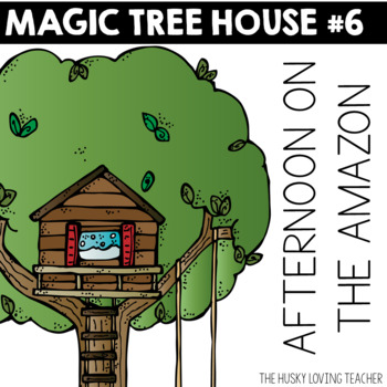 Magic Tree House: Afternoon on the Amazon Guide