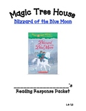 Magic Tree House: Blizzard of the Blue Moon Question Packet