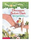 Magic Tree House Book 1 - Dinosaurs Before Dark Packet