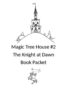 Magic Tree House Book #2 Packet