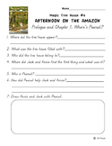 Magic Tree House Book 6 Afternoon on the Amazon Independen