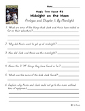 Magic Tree House Book 8 Midnight on the Moon Independent W