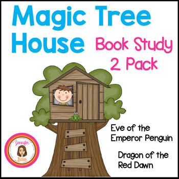 Magic Tree House Book Club 2 Pack