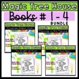 Magic Tree House Book Club Bundle (Books 2-4)