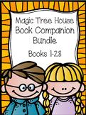Magic Tree House Book Companion Bundle (Books 1-28)