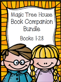 Magic Tree House Book Companion Bundle (Books 1-28)